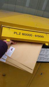 Postsendung